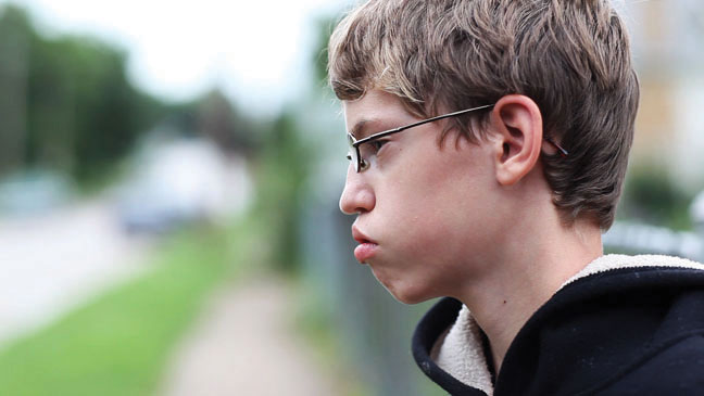 "Bully victim Alex Libby, 12, featured in the ""Bully"" documentary. Photo courtesy of Alliance Films."