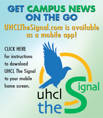 Get Campus News On The Go with The Signal's mobile app - sidebar ad