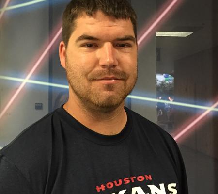 The Signal reporter Matt Coburn