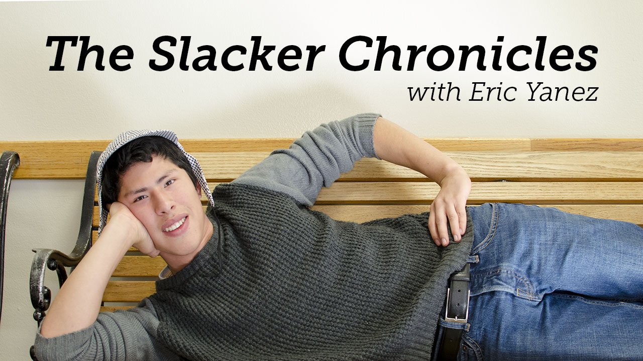 The Slacker Chronicles blog category