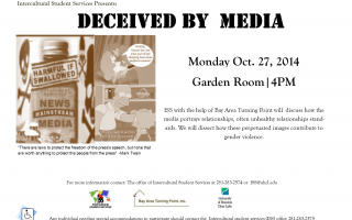 Deceived by the media flyer