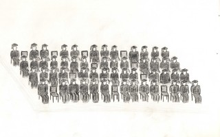 Catalogue changes may delay graduation for some seniors. Illustration by Chad Johnson.