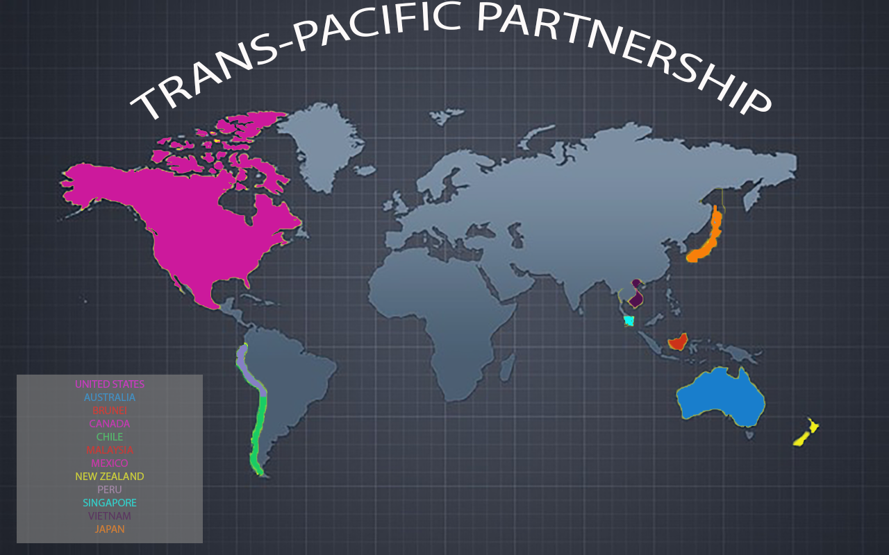Trans Pacific Partnership Represents More Than A Simple Trade