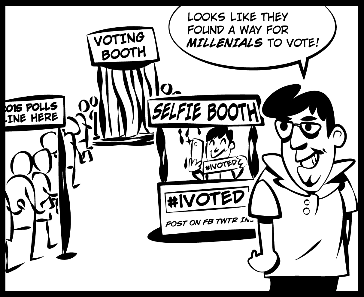 the struggle the fight and the apathy for voting � uhcl