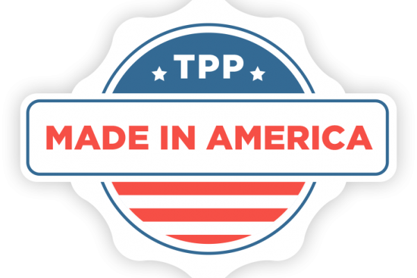 Image: Trans-Pacific Partnership logo stating