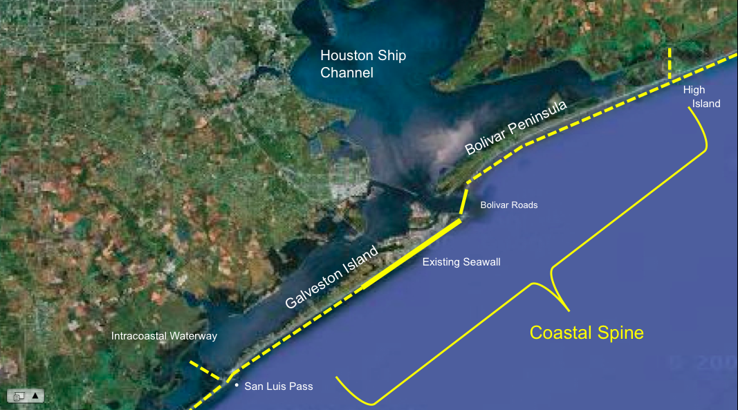 clasp event highlights the importance of storm surge