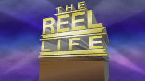 """""""Reel Life"""" blog banner. Graphic created by The Signal Managing Editor Sam Savell."""