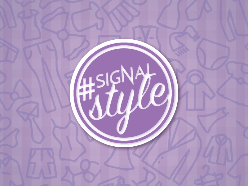 The Signal Style blog category