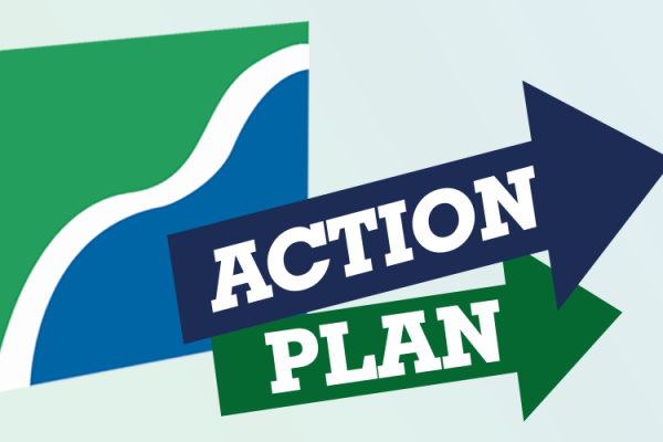UHCL Action Plan graphic by The Signal editor Sam Savell