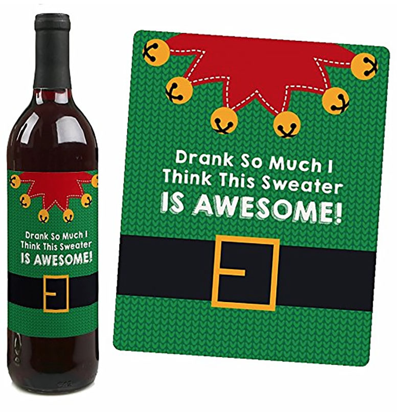 Amazon holiday labels