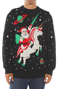 Tipsy Elves ugly holiday sweater