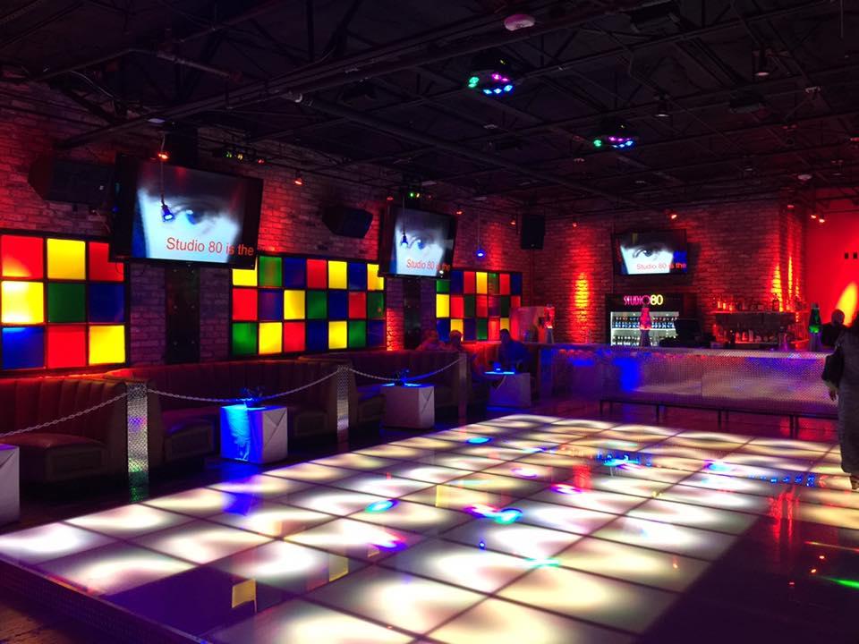 Studio 80 Provides Nostalgic Nights And Plenty Of Lava