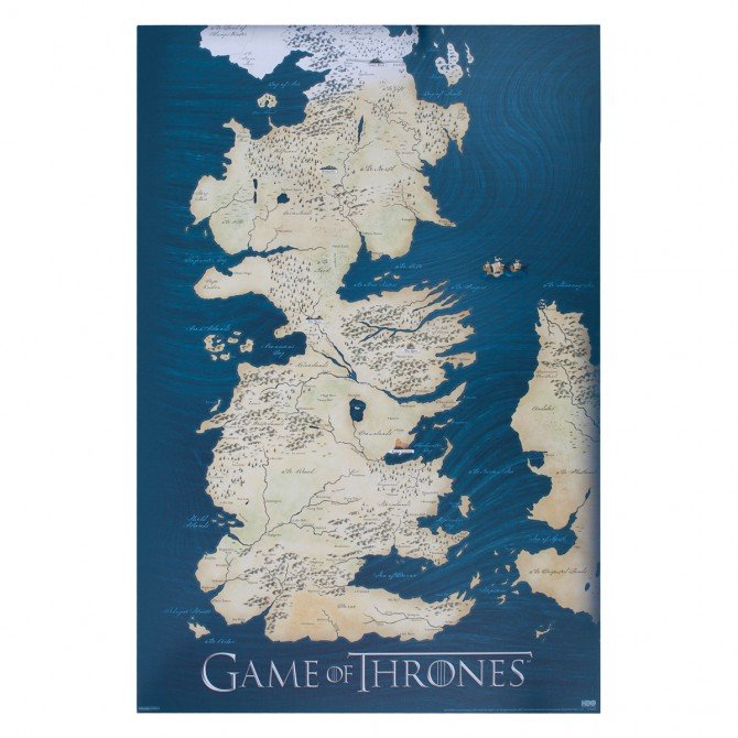 How to throw a game of thrones party uhcl the signal a map of westeros from game of thrones photo courtesy of the hbo gumiabroncs Gallery