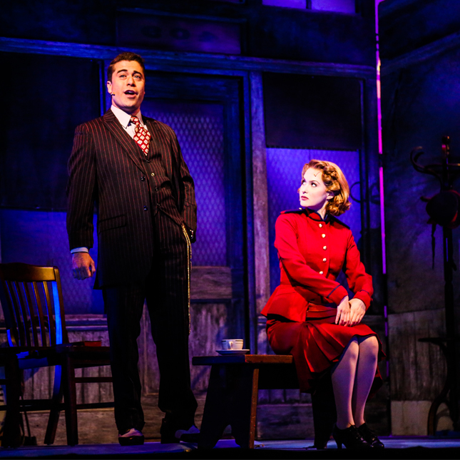 REVIEW: 'Guys and Dolls' re-imagined with a cast reflective
