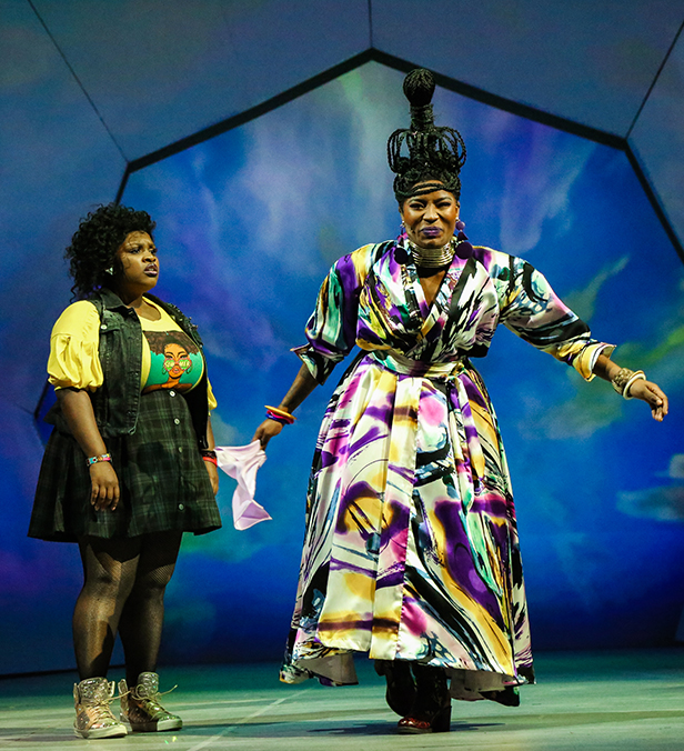 REVIEW: TUTS revists 'The Wiz' 18 years later as part of